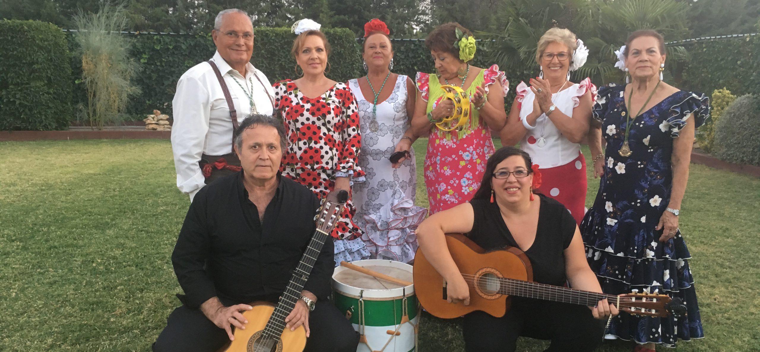 Coro Rociero Amanecer de Madrid